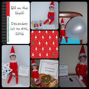 The Elf on the Shelf – Weekly Review