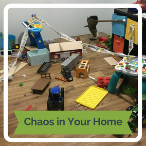 6 Tips to Avoid Chaos in Your Home
