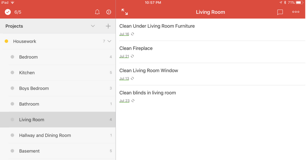 How I Manage the Never Ending List of To Dos by using Todoist. #todolist #todo #todoist