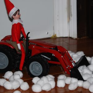 12 More Fun & Easy Elf on the Shelf Ideas