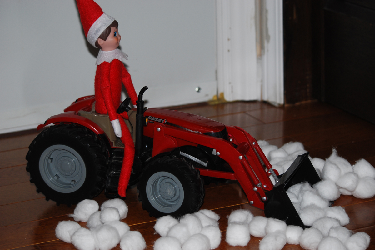 12 More Fun & Easy Elf on the Shelf Ideas. A great Christmas tradition with your children.