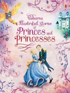 A wonderful book about princes and princesses.
