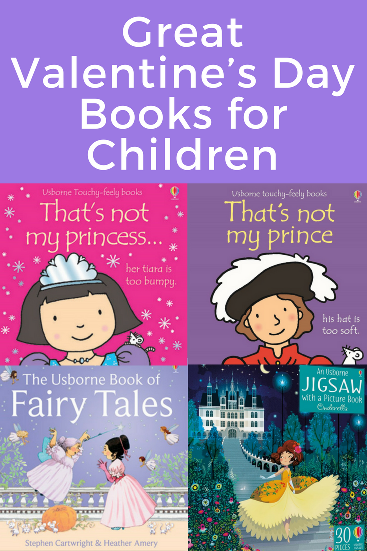 A post about some great Valentine's Day books for children.