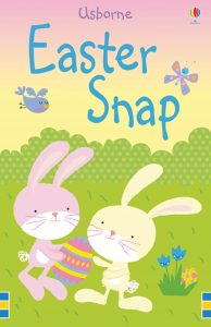 Play a fun game of snap on Easter. Easter, Easter Books, Usborne Books, Sticker Books, Easter Story, Chicks, Eggs, Bunny