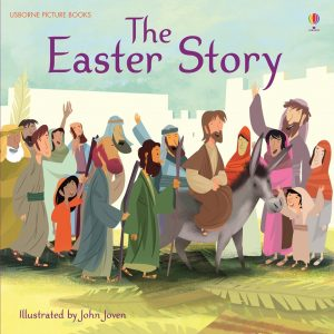 A wonderful picture book about Easter. Easter, Easter Books, Usborne Books, Sticker Books, Easter Story, Chicks, Eggs, Bunny