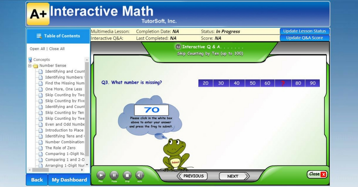 Here is a great math curriculum that it helps to identify gaps in your child's learning and then the program focuses on these areas. #mathcurriculum #homeschool #curriculum #onlinemath