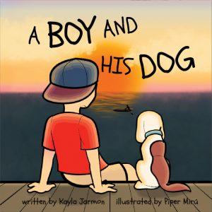 A Review of 3 Books by Kayla Jarmon. #familybooks #aboyandhisdog #kaylajarmon