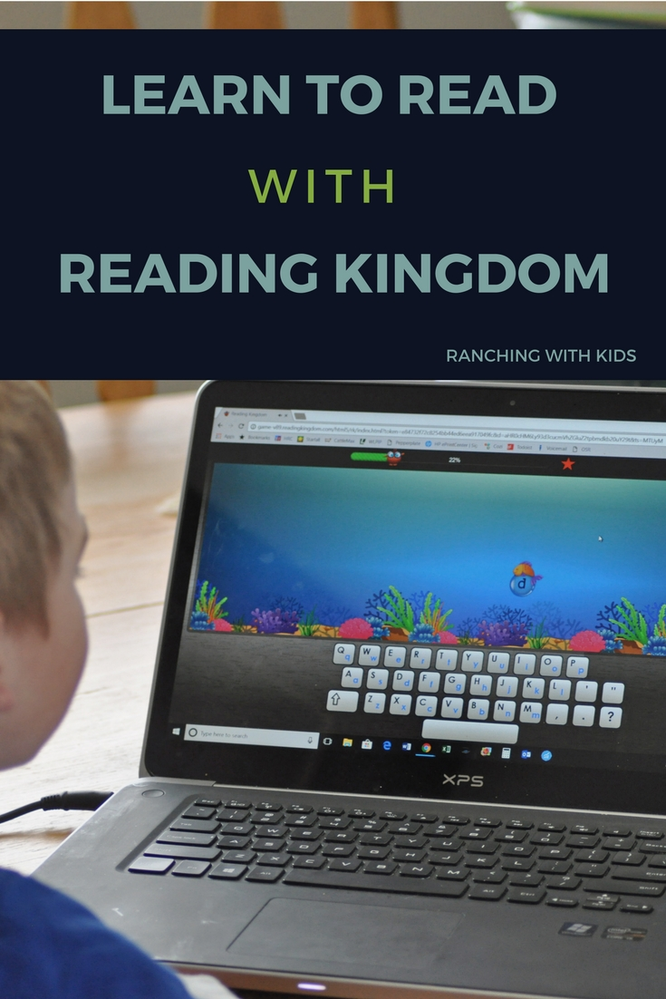 Learn to read with this amazing online program called Reading Kingdom. #homeschooling #learntoread #readingkingdom #phonics
