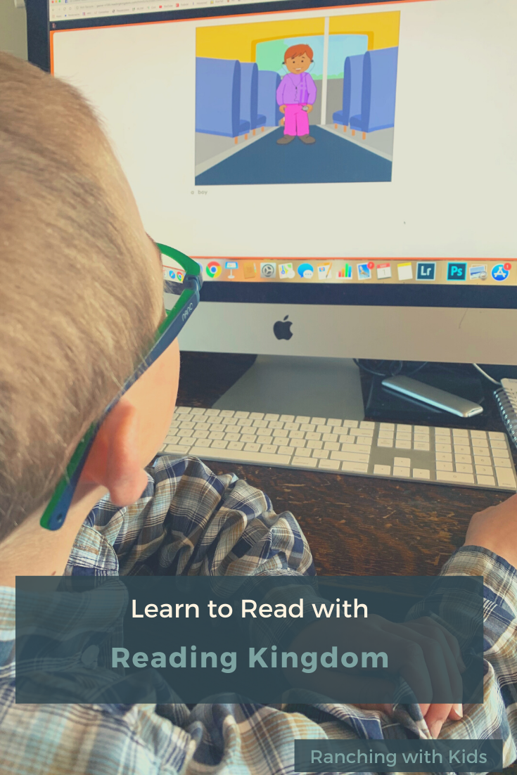 Learn to Read with Reading Kingdom. #readingkingdom #learntoread #readingcurriculum