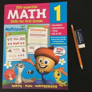 Reading Eggs and Mathseeds Workbooks Review