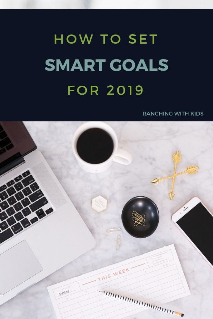 How to Set SMART Goals for 2019. #goals #goalsfor2019 #smartgoals @goalsetting