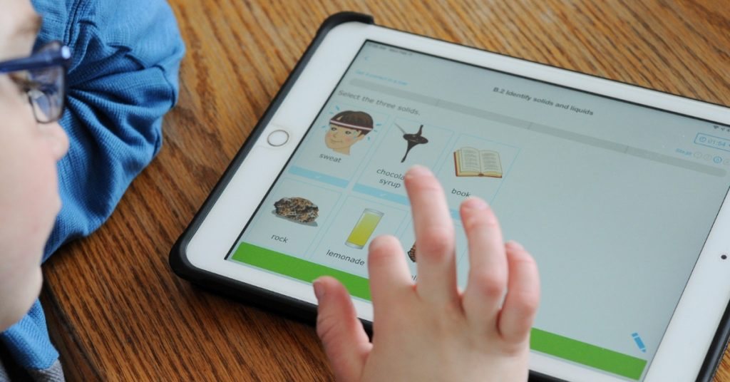 How We Use IXL In Our Homeschool. #IXL #IXLLearning #IXLLearningforkids