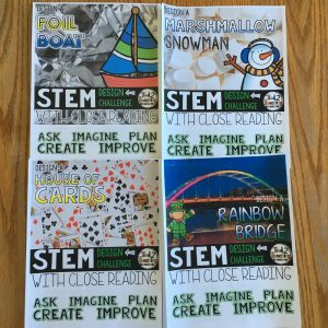 STEM Activities for Your Homeschool. #stem #stemchallenges #stemactivities